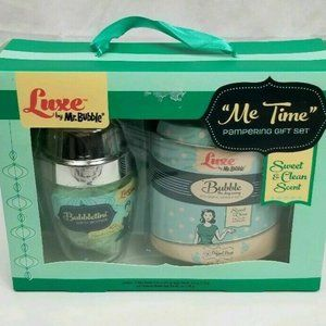 Luxe by Mr. Bubble ME TIME Pampering Gift Set